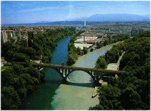 Géographie de la Savoie, hydrographie