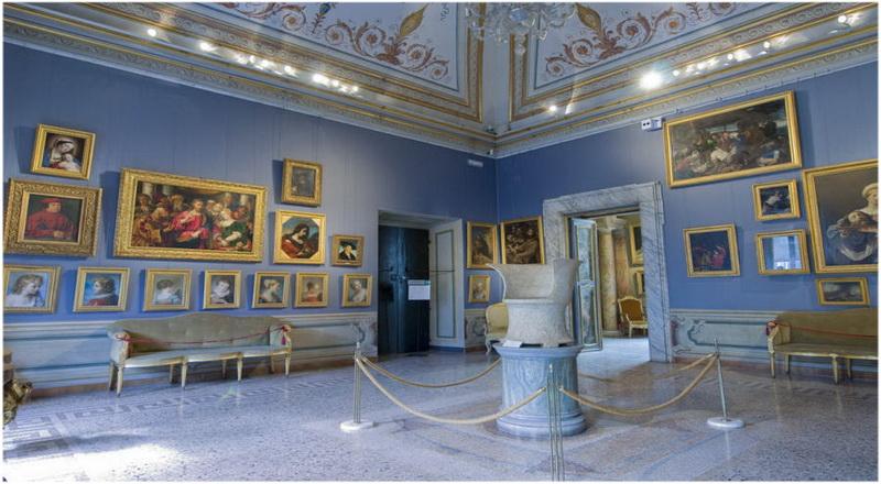 Galerie Corsini, Rome Italie