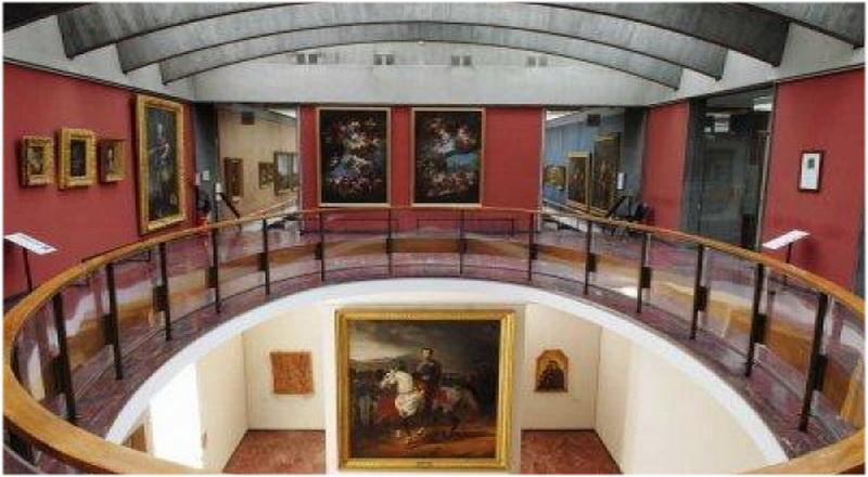 Galerie Sabauda, Turin, Italie