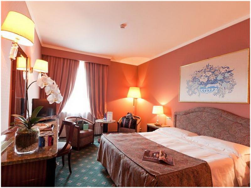 Grand Hotel ADI Doria, Milan, Italie, Chambres