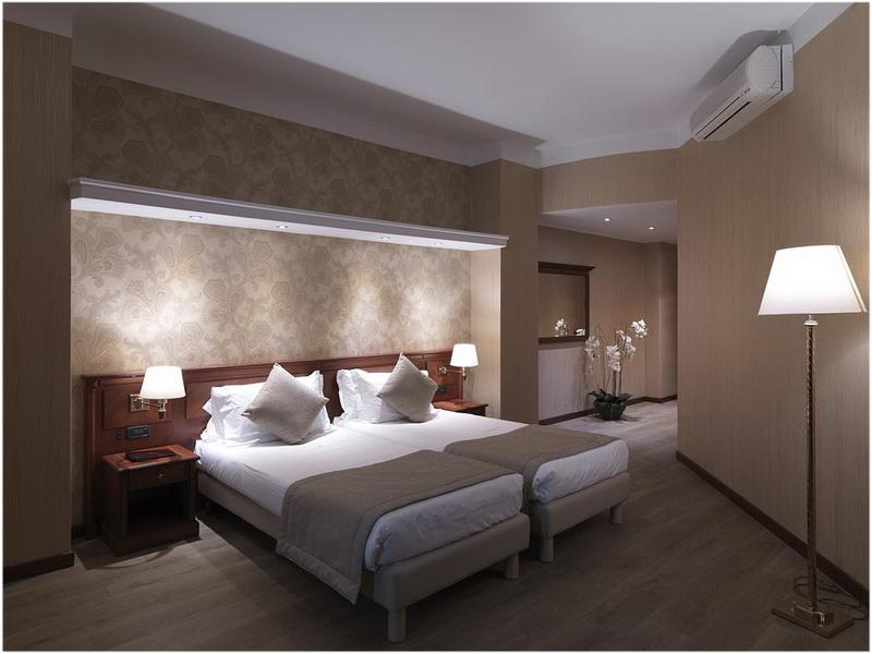 Grand Hotel Verdi, Milan, Italie, Chambres