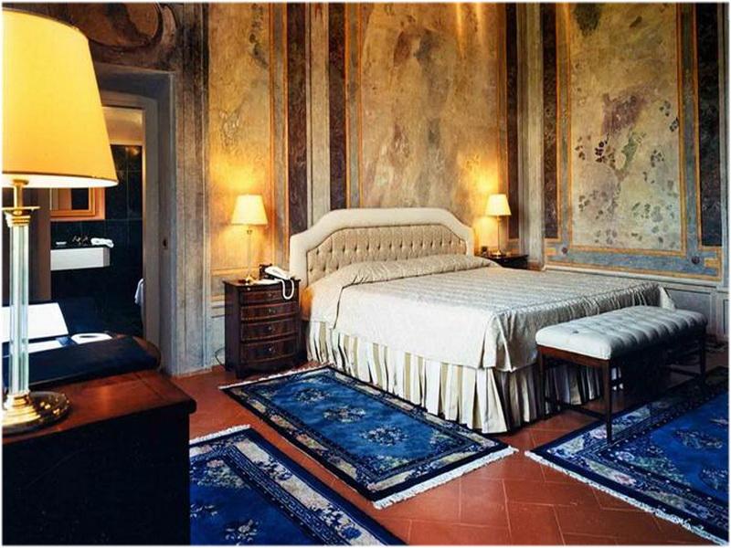 Grand Hotel Villa Torretta, Milan, Italie, Chambres
