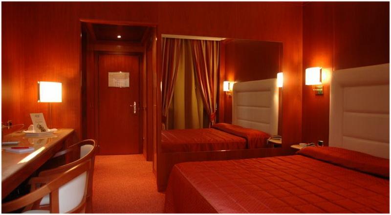 Hotel AS Monza, Milan, Italie, Chambres