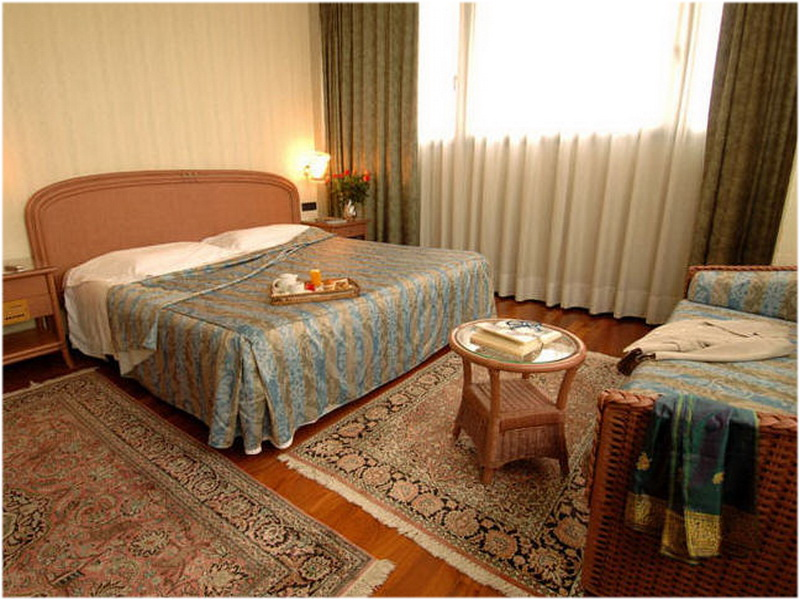 Hotel Abacus, Milan, Italie, Chambres