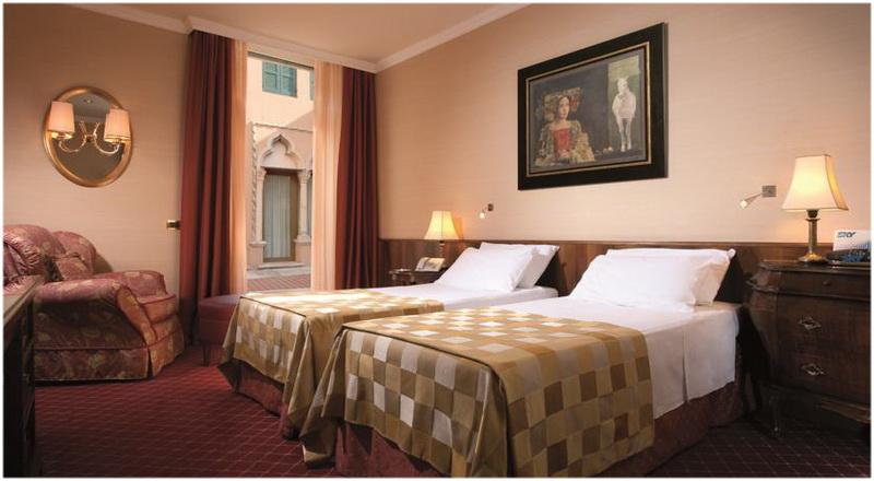 Hotel Accademia, Verone, Italie, Chambres