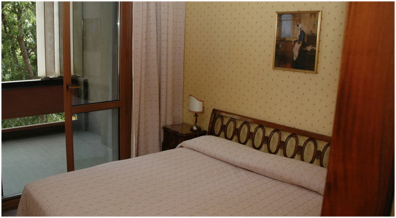 Hotel Admiral, Milan, Italie, Chambres