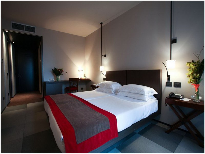 Hotel Ambasciatori, Milan, Italie, Chambres