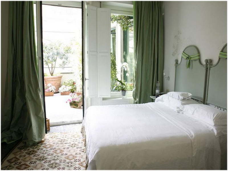 Hotel Antica Locanda, Milan, Italie, Chambres