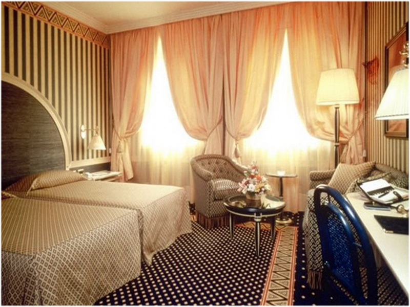 Hotel Auriga, Milan, Italie, Chambres