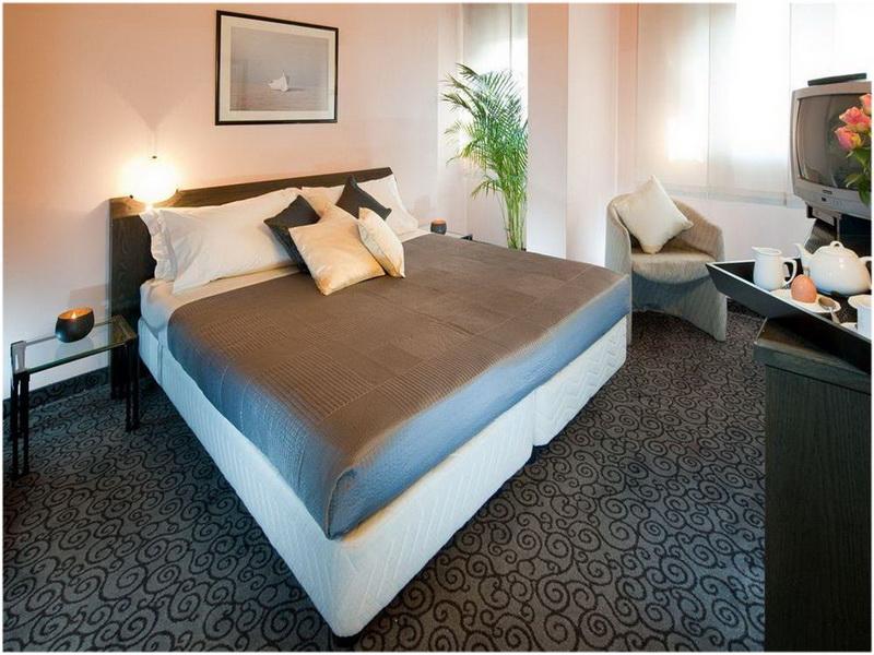 Hotel Comtur, Milan, Italie , Chambres