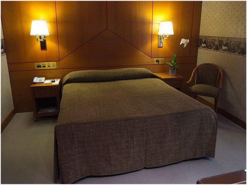 Hotel D'Este, Milan, Italie, Chambres