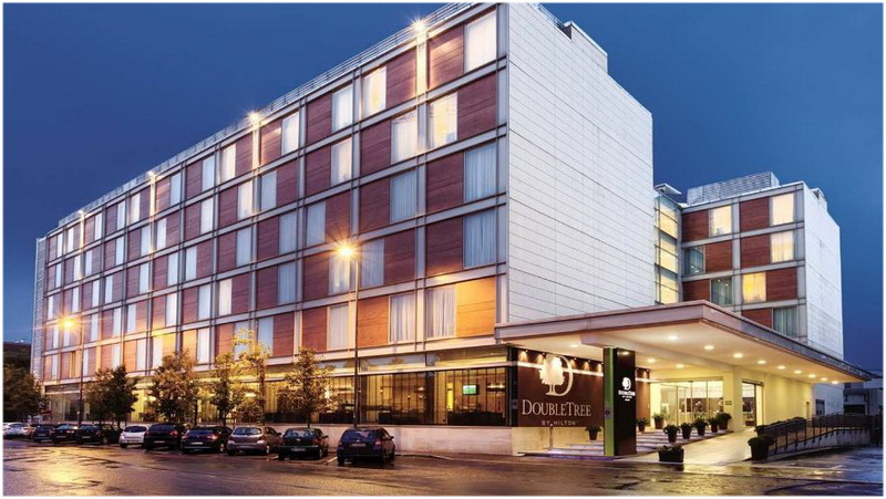 Hotel Double Tree by Hilton, Milan, Italie