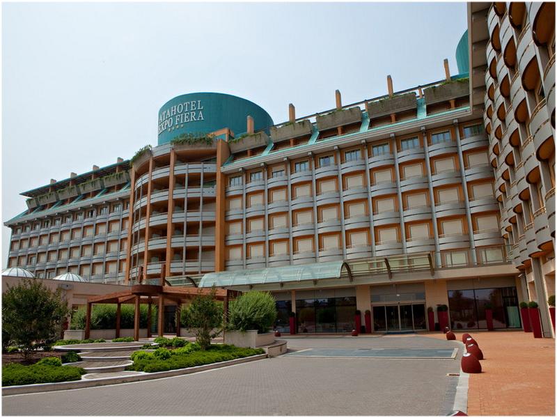 Hotel expo fiera milan italie cap voyage for Ata hotel milano