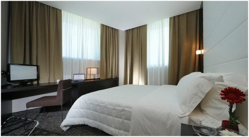 Hotel H2C Milanofiori, Milan, Italie, Chambres
