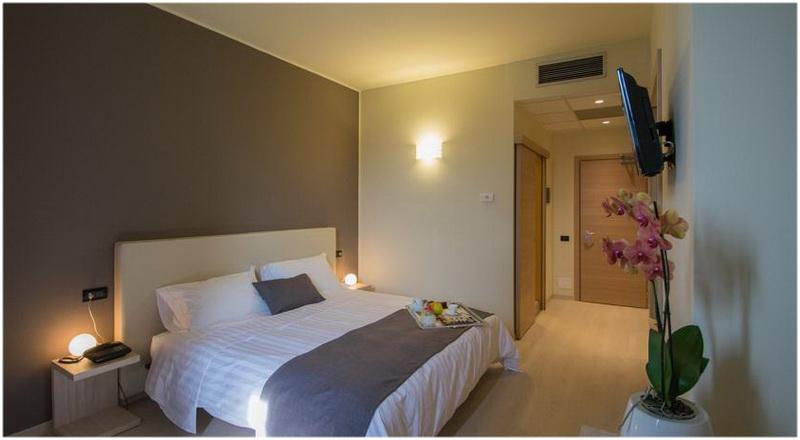 Hotel Helios, Monza, Milan, Italie, Chambres
