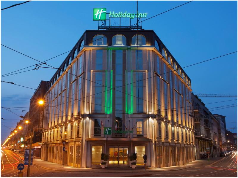 Hotel Holiday Inn, Milan, Italie