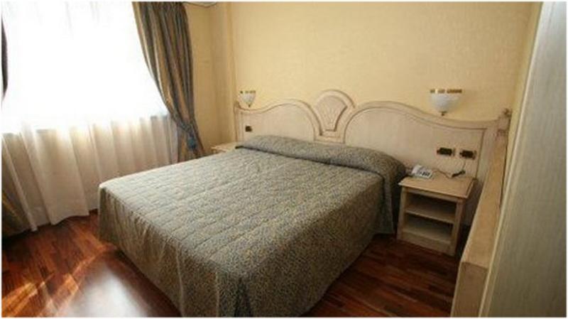 Hotel Il Castelletto, Milan, Italie, Chambres