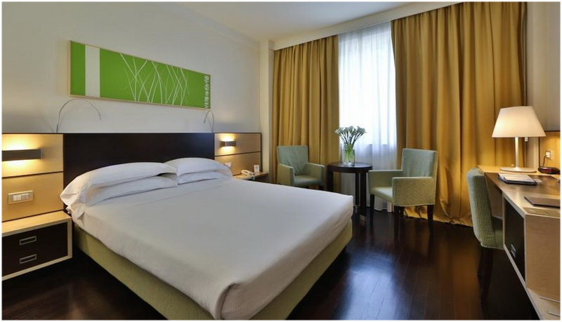 Hotel Le Favaglie, Milan, Italie, Chambres