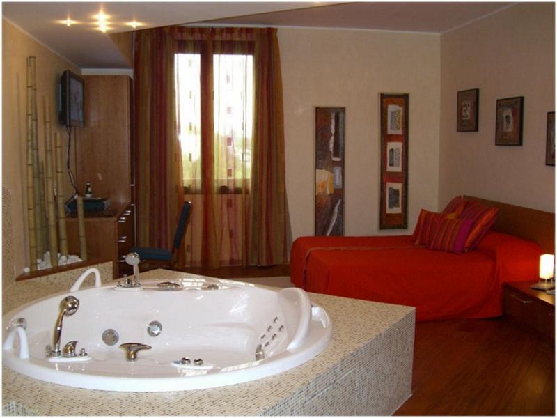 Hotel Le Moran, Milan, Italie, Chambres