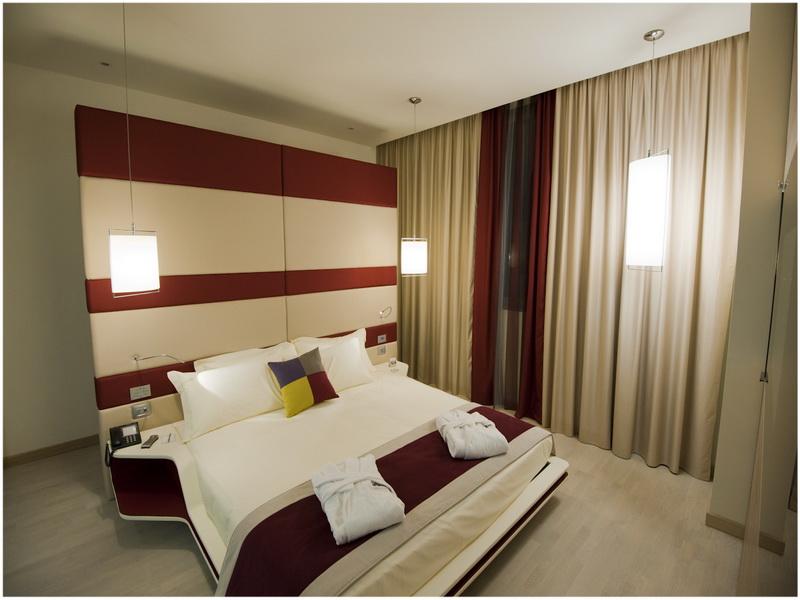 Hotel Limbiate Fiera, Milan, Italie, Chambres