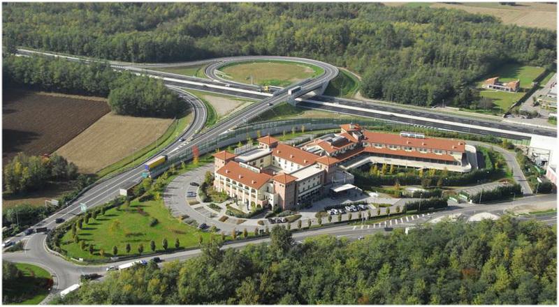 Hotel Lomazzo Fiera, Milan, Italie