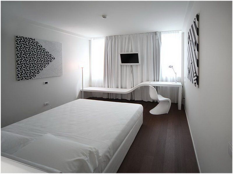 Hotel MO.OM, Milan, Italie , Chambres