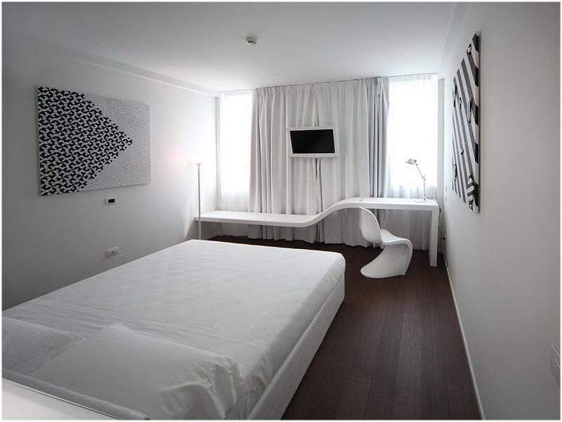 Hotel MO.OM, Milan, Italie , Chambres