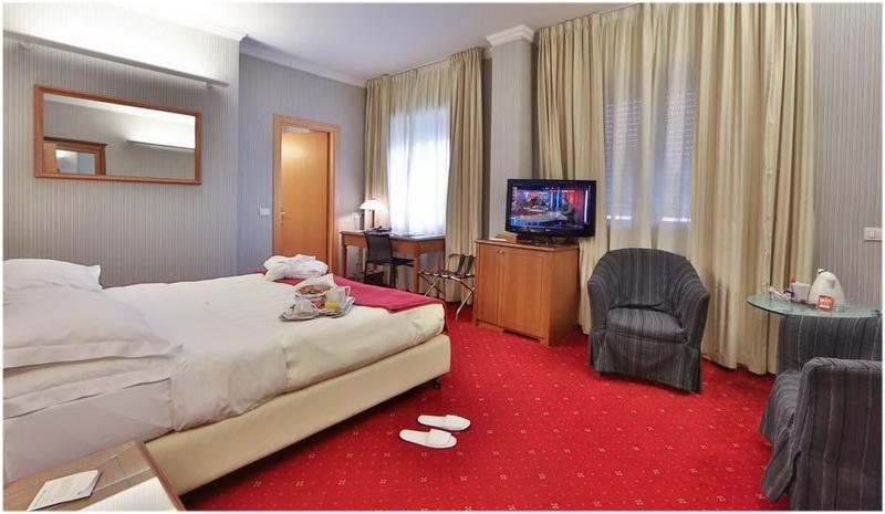 Hotel Major, Milan, Italie, Chambres