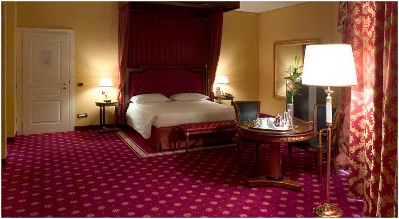 Hotel Maxim, Milan, Italie, Chambres