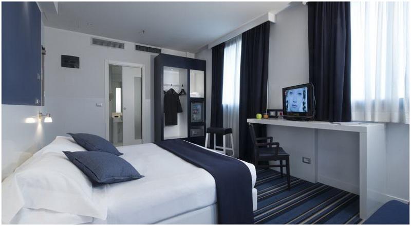 Hotel Milano Niguarda, Milan, Italie, Chambres