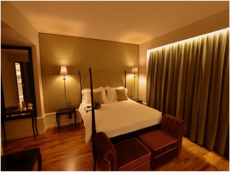 Hotel Milano, Verone, Italie, Chambres