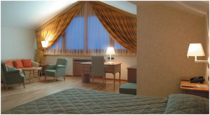 Hotel Monica Fiera, Milan, Italie, Chambres