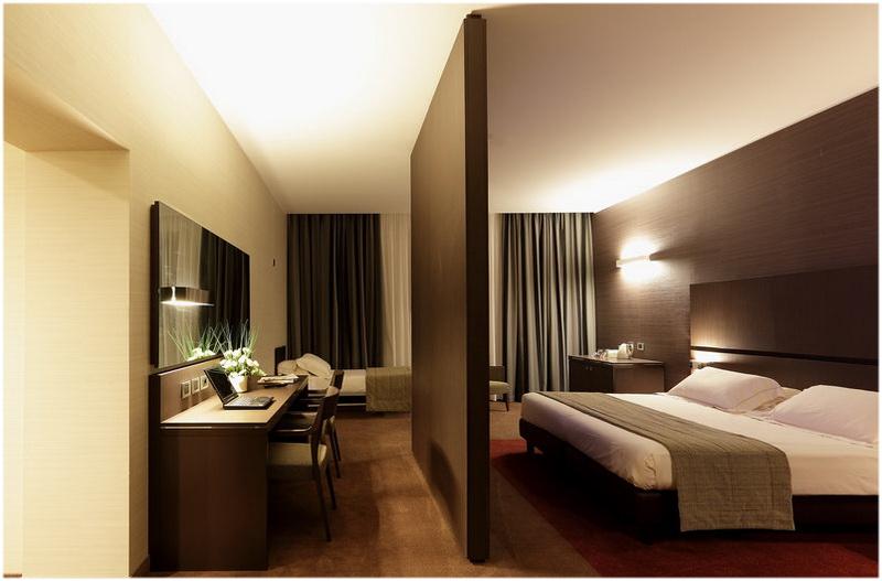 Hotel Monza E Brianza Palace, Milan, Italie, Chambres