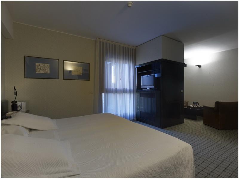 Hotel NH Milano Congress Centre, Milan, Italie, Chambres