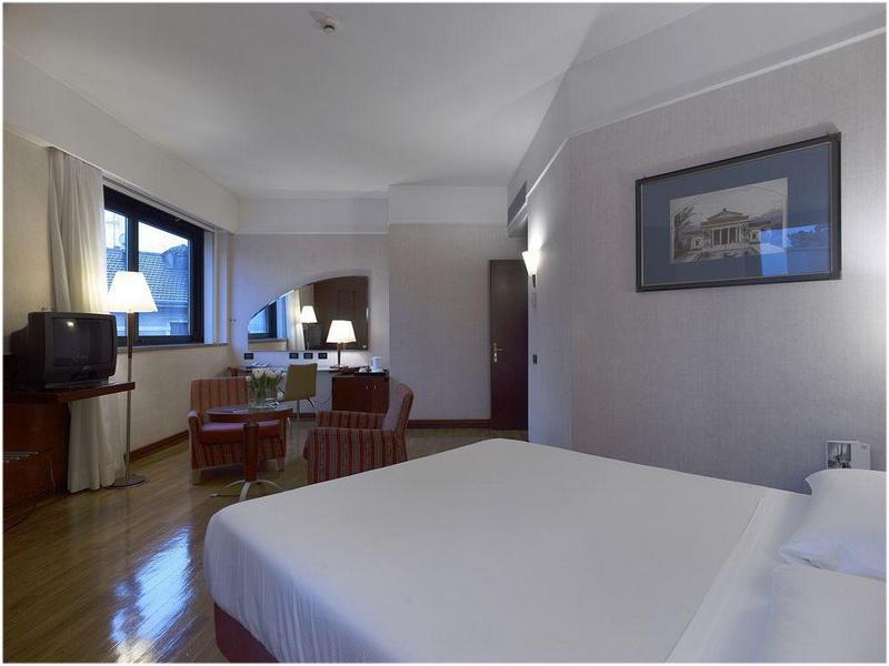 Hotel NH Milano Machiavelli, Milan, Italie, Chambres