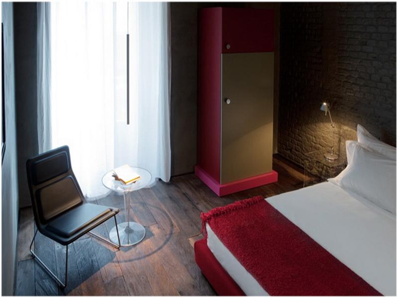 Hotel Palazzo Segreti, Milan, Italie, Chambres