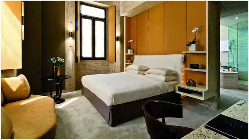 Hotel Park Hyatt Milano, Milan, Italie, Chambres