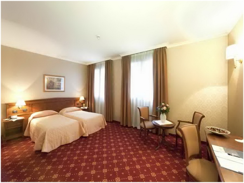 Hotel Pioppeto Saronno, Milan, Italie, Chambres