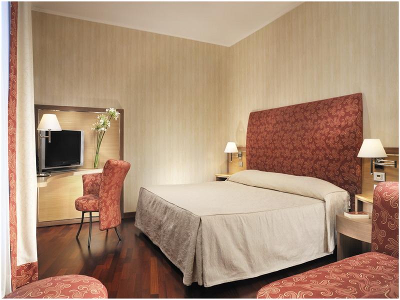 Hotel Poli, Milan, Italie , Chambres