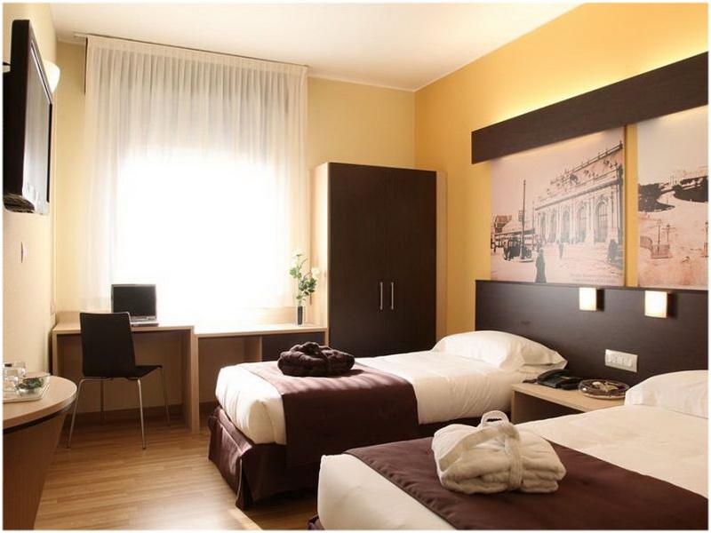 Hotel Portello, Milan, Italie, Chambres