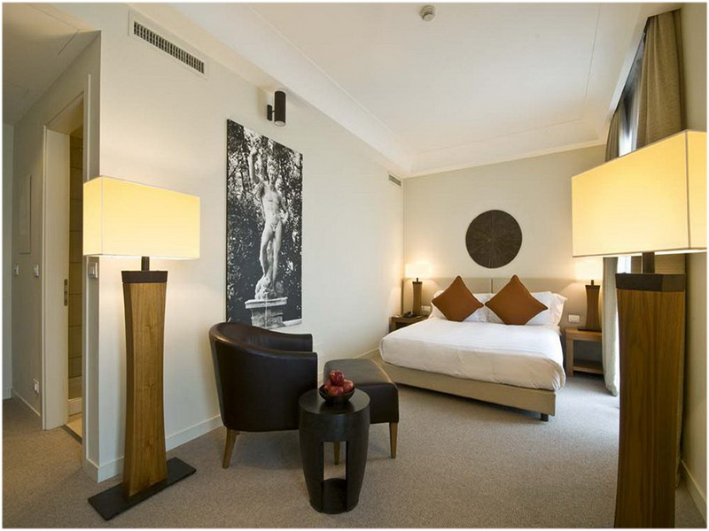 Hotel Radisson Blu, Milan, Italie, Chambres