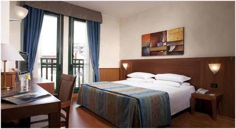 Hotel Raffaello, Milan, Italie, Chambres