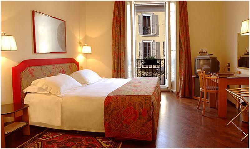 Hotel Regina, Milan, Italie, Chambres