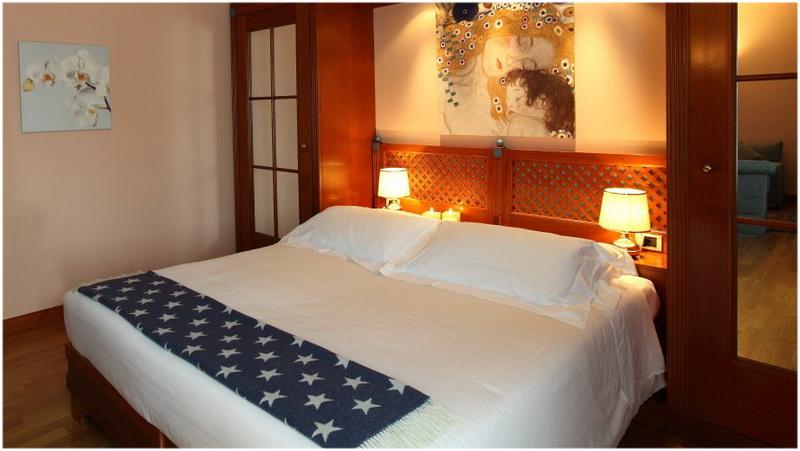 Hotel Residenza delle Citta, Milan, Italie, Chambres