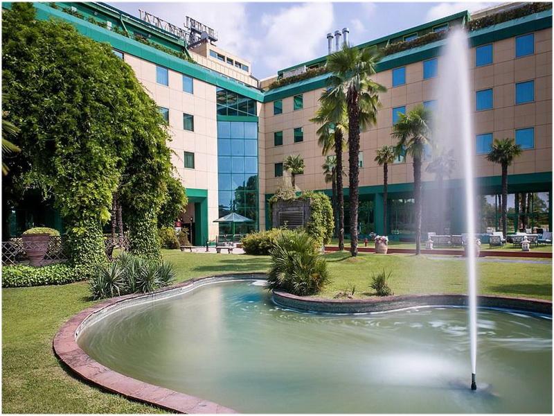 Hotel Royal Garden, Milan, Italie