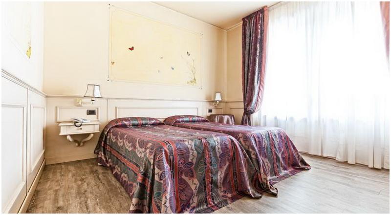 Hotel San Luca, Verone, Italie, Chambres