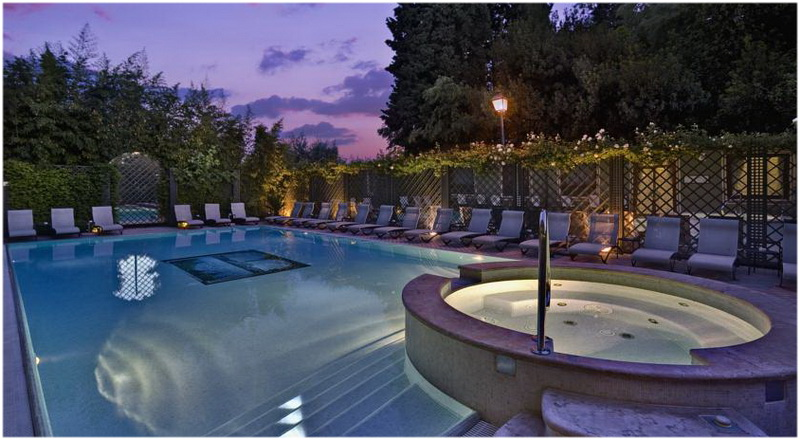 Hotel San Pietro, Verone, Italie