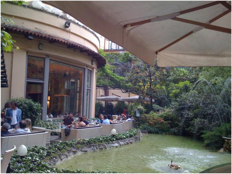 Hotel Sheraton Diana Majestic, Milan, Italie