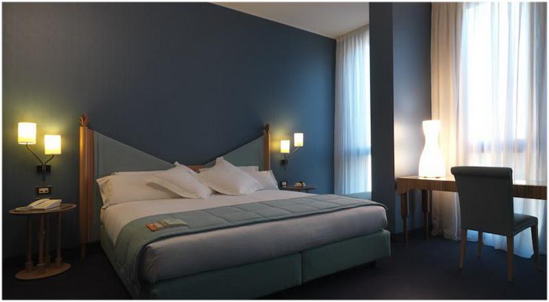 Hotel Spadari Al Duomo, Milan, Italie, Chambres