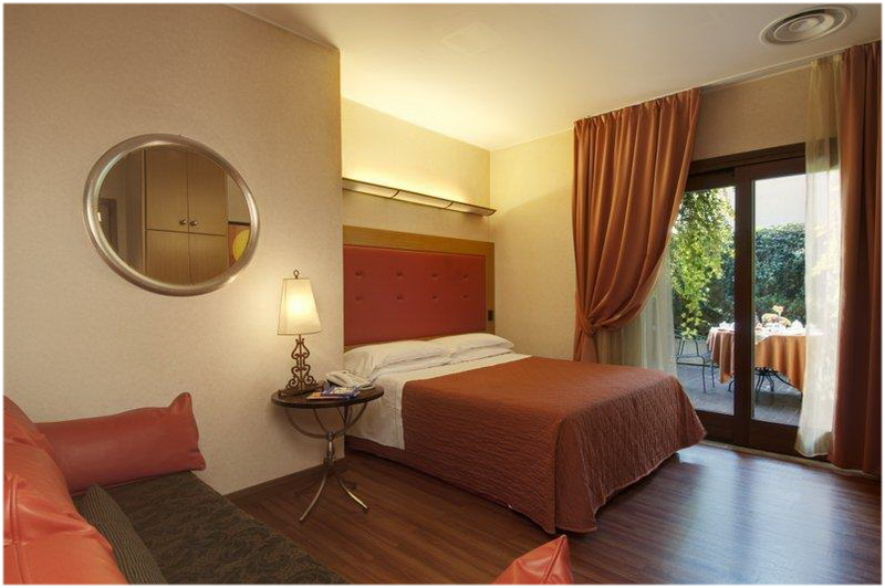 Hotel St. George, Milan, Italie, Chambres